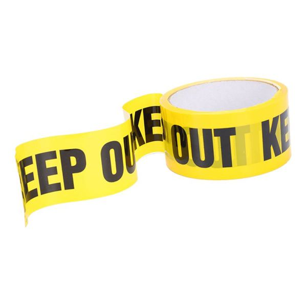 Mua KEEP OUT Barricades Tape 25 m Construction site packing to secure place pickup!