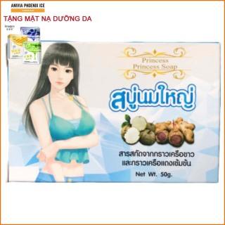 Xà Phòng Nở Ngực Anivia Phoenix ice Princes Hàng Thái Lan Chính Hãng, Soap nở ngực Princess, Hộp 50G thumbnail