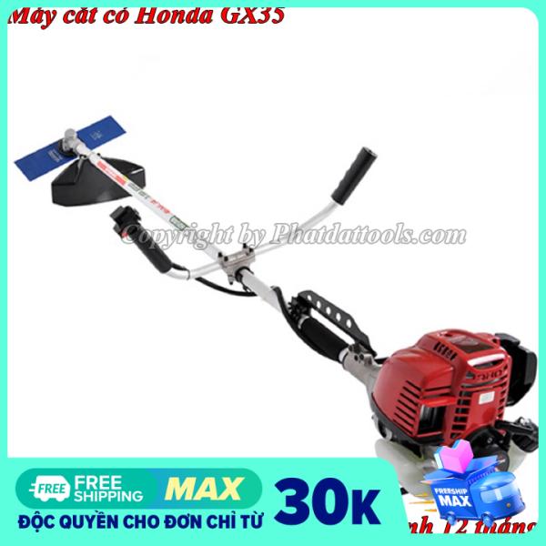 [GIẢM 20K PHÍ VẬN CHUYỂN] Máy cắt cỏ động cơ 4 thì GX35-Đầy đủ phụ kiện-Bảo hành 12 tháng