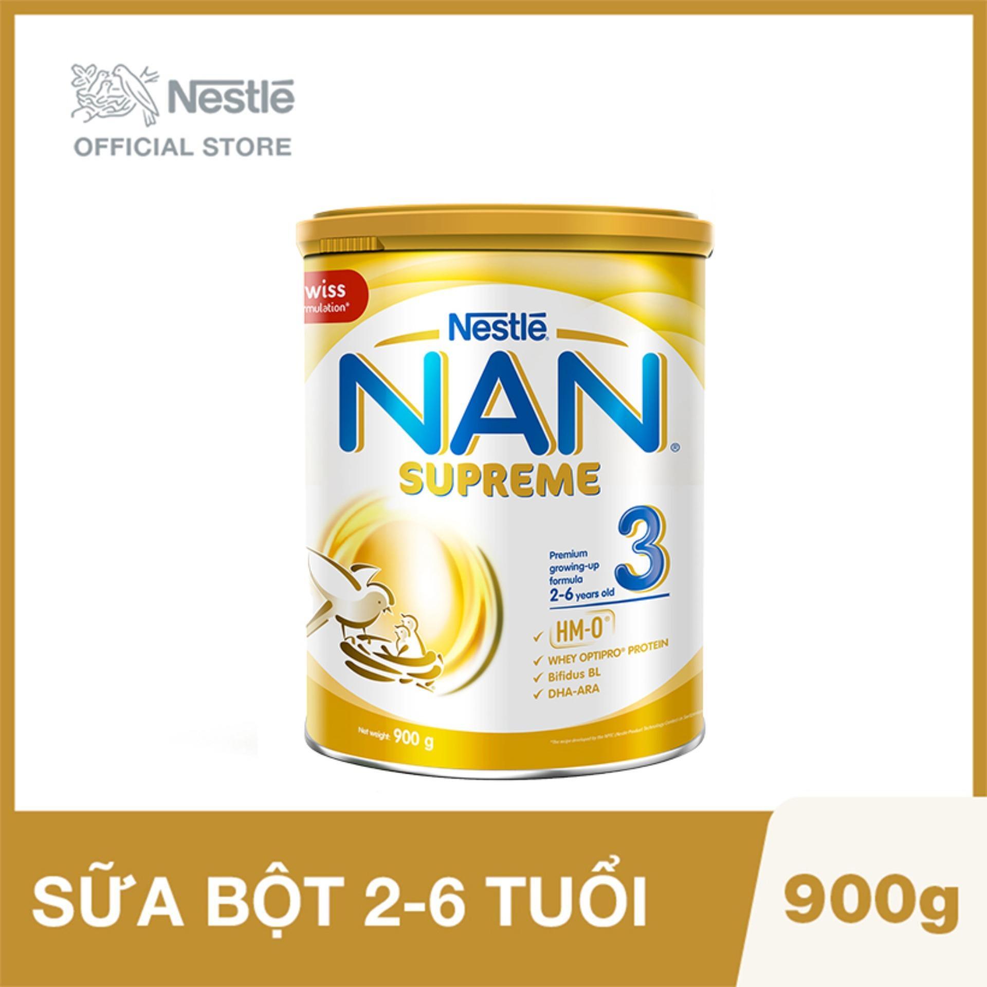 Sản phẩm dinh dưỡng công thức NAN SUPREME 3 -...