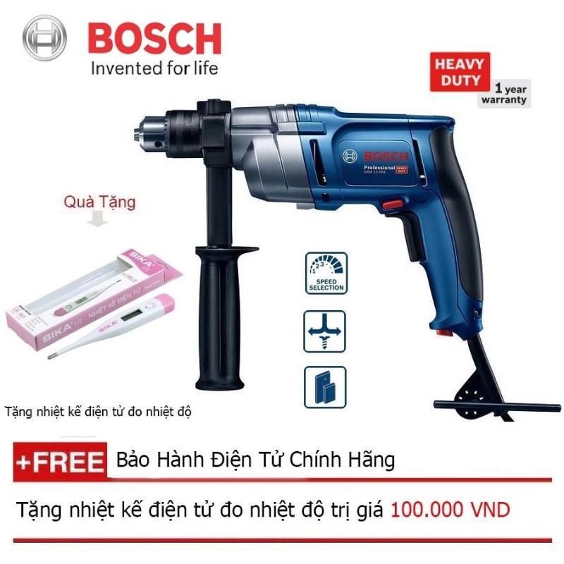 Máy khoan xoay Bosch GBM 13 HRE + Quà tặng nhiệt kế điện tử