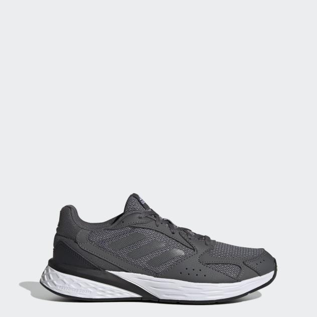 adidas RUNNING Phản ứng Run Shoes Nữ Màu xám FY9586 giá rẻ