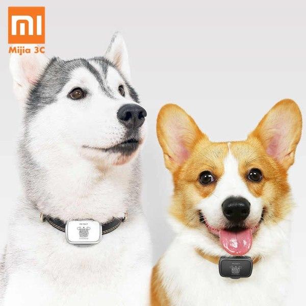Thiết bị theo dõi định vị thú cưng XIAOMI Petbit Smart Dog Button