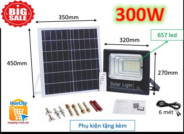 Đèn led năng lượng mặt trời LOYEE 50W, 85W, 100W, 200W, 300W...
