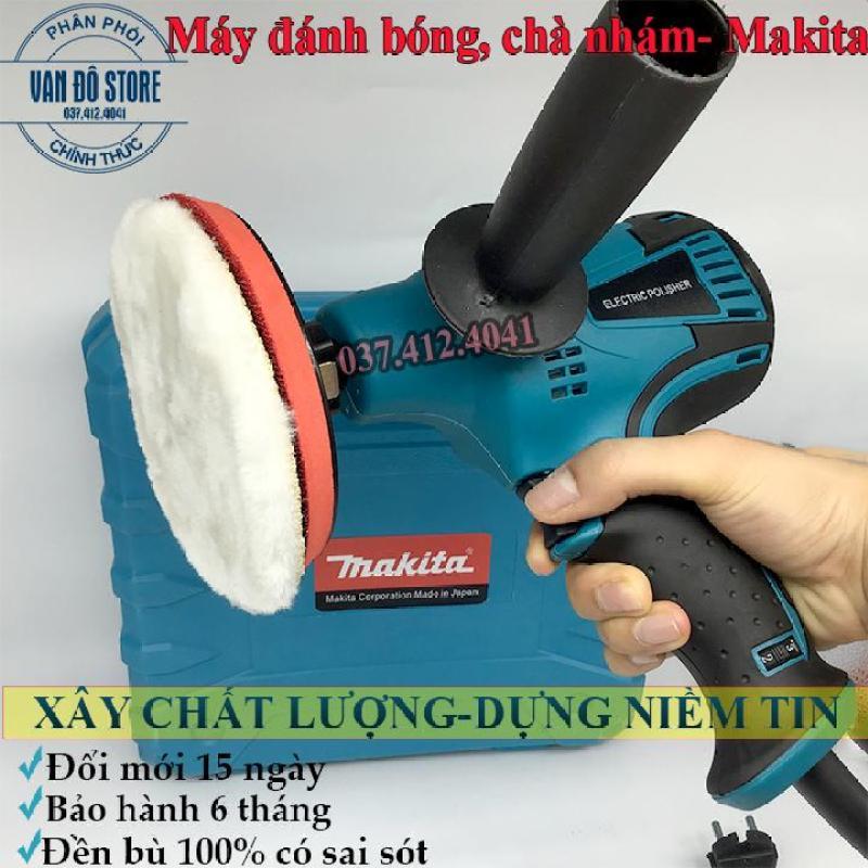 Máy đánh bóng cầm tay, máy chà nhám Makita GV6010 6 cấp độ