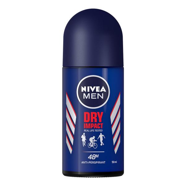 Lăn Khử Mùi Nivea Men Dry Impact 50ml giá rẻ