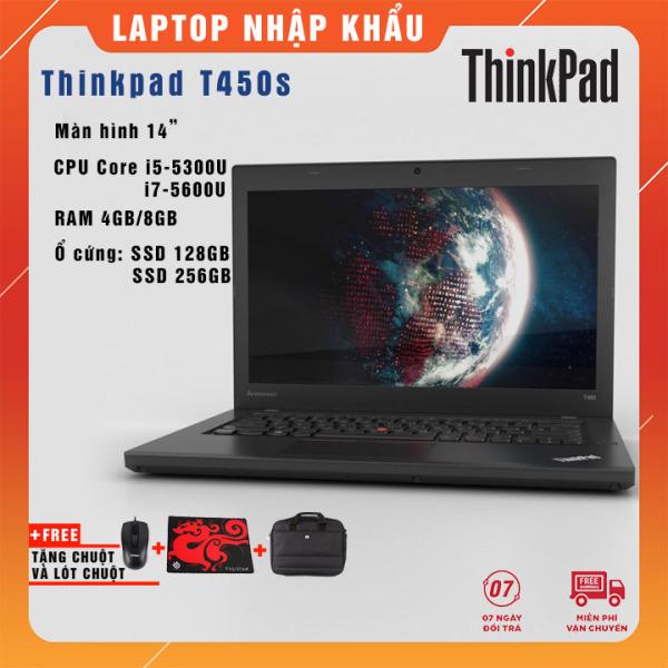 Bảng giá Laptop Lenovo ThinkPad T450s i5-5300U   Ram 8GB   SSD 256Gb 14   FHD - Nhập khẩu USA Phong Vũ