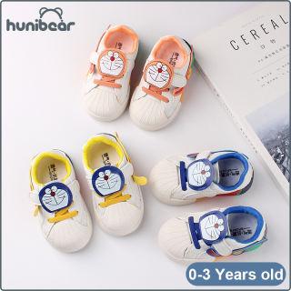 Children Giày Bé Trai Bé Gái, Giày Trẻ Tập Đi Chống Trượt Nhẹ Cầu Vồng Mới 0-3 Năm