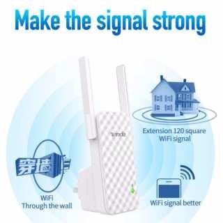 Bộ Kích Sóng Wifi Thegioididong, Thiết bị kích sóng wifi TENDA A9 cao cấp ,thiết kế sang trọng, hút sóng cực mạnh, bảo hành uy tín 1 đổi 1 toàn quốc. thumbnail