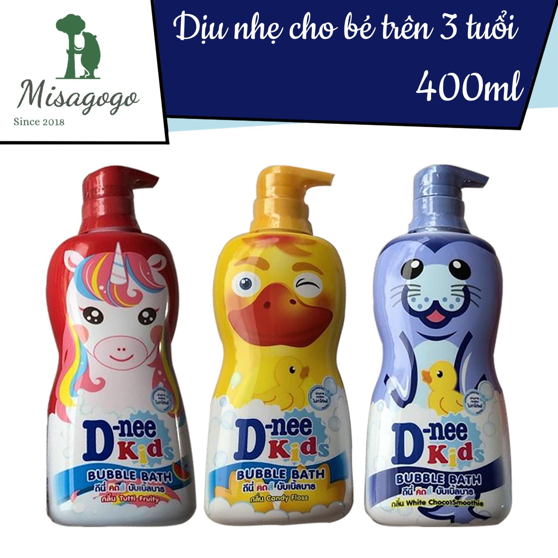 [Giảm giá sập sàn] Sữa tắm gội toàn thân D-nee...