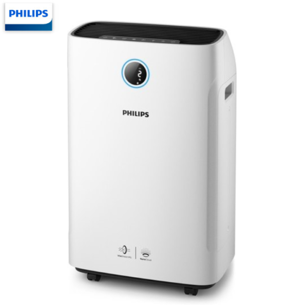 [ BẢO HÀNH 12 THÁNG] Máy lọc không khí 2 trong 1 Philips Series 3000 AC2726/00 kèm chức năng tạo độ ẩm