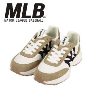 MLB-Chunky Jogging Sneakers Women 32SHX1111-80M thumbnail