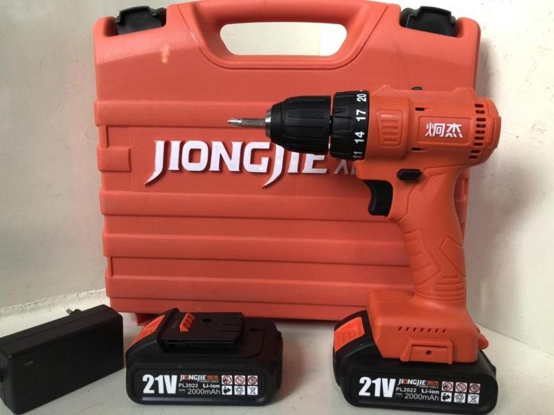 Máy chuyên bắt vít pin không chổi than jiongjie