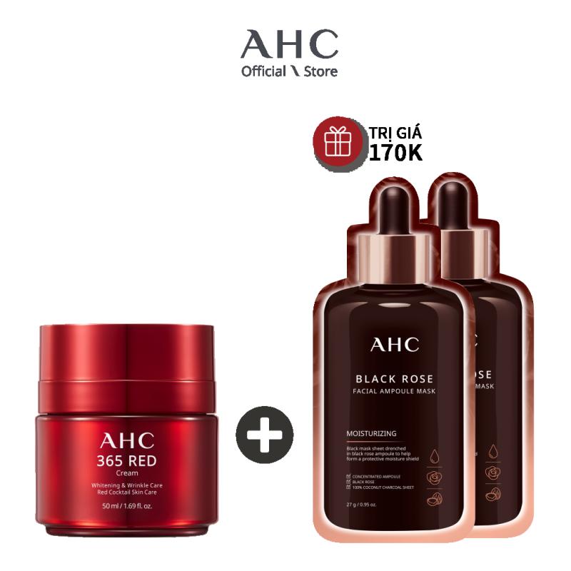 Kem Dưỡng Chống Lão Hoá AHC 365 Red 50ml giá rẻ