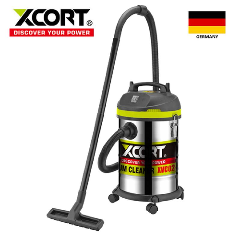 Máy hút bụi công nghiệp XCORT 30L hàng chính hãng