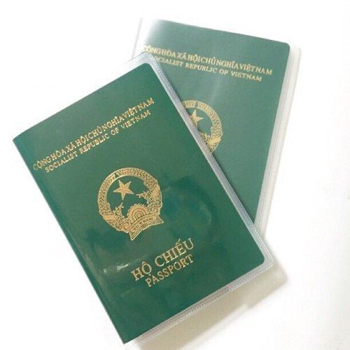 Voucher tại Lazada cho [COMBO 2] Vỏ Bọc Passport - Bao Hộ Chiếu