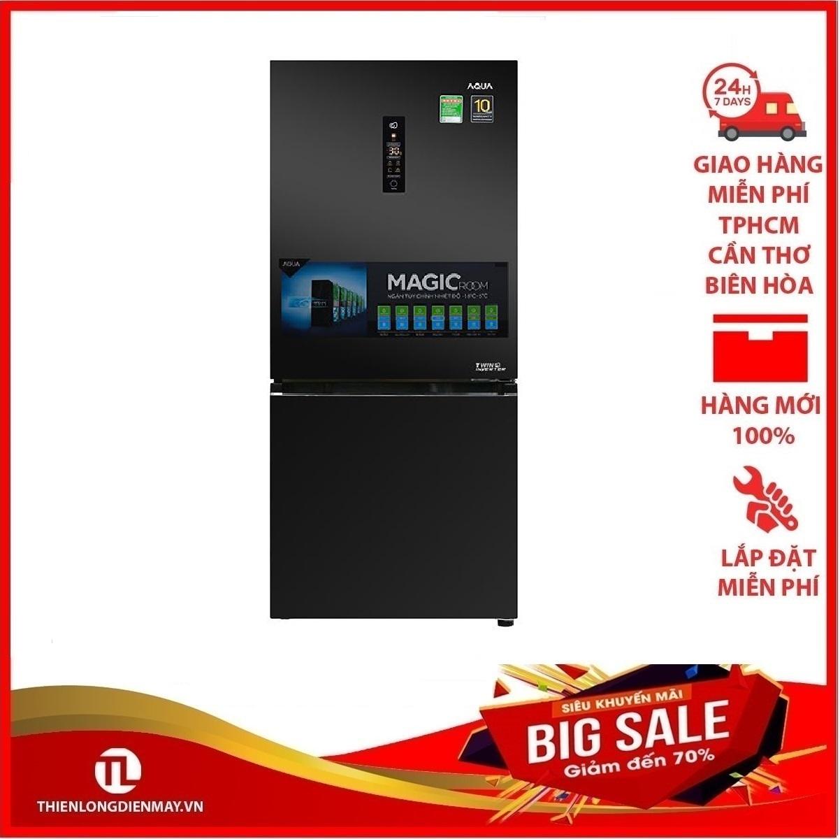 Bảng giá Tủ lạnh Aqua Inverter 260 lít AQR-I298EB BS Điện máy Pico