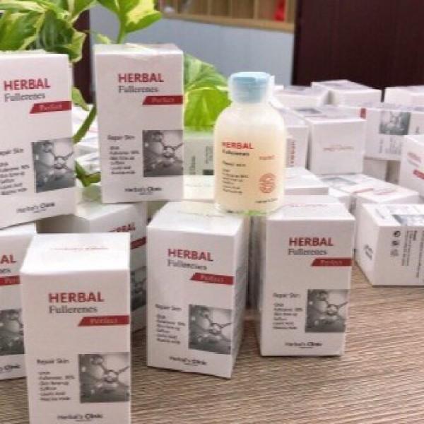 Tinh Chất Collagen Tươi Căng Bóng Herbal Fullerenes 30Ml nhập khẩu