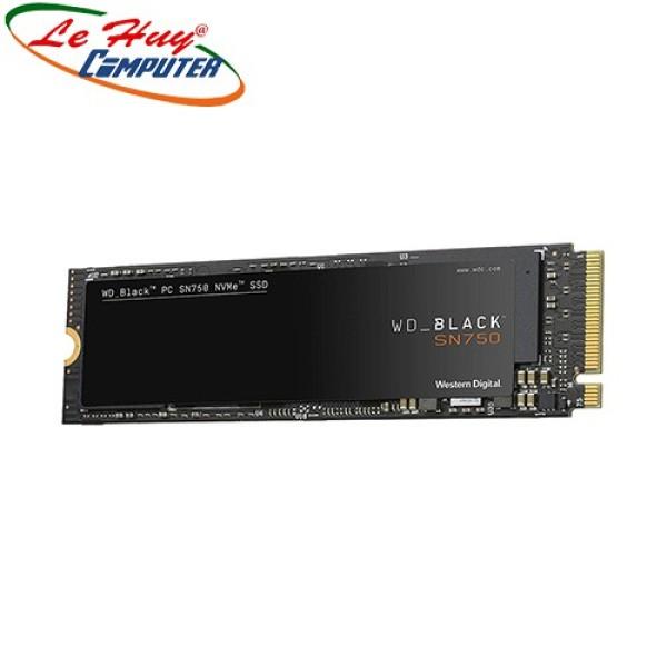 Bảng giá Ssd Western Digital Black Sn750 1Tb Nvme Pcie Gen3 X4 (Wds100T3X0C) Phong Vũ