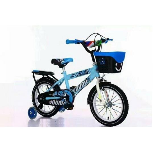 Mã Tiết Kiệm Để Mua Sắm Xe đạp Trẻ Em - Xe đạp Cho Bé - Dành Cho Bé 2-6 Tuổi - Mẫu Mới  Khung Vành Bằng Sắt Siêu Trắc Chắn Bánh 12