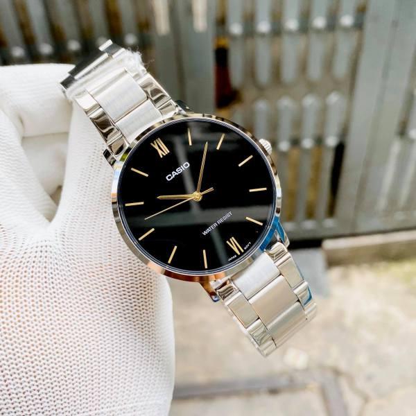 Đồng hồ nam thời trang Casio MTP VT01D-1B Bảo hành máy 1 năm- Pin trọn đời Hyma watch