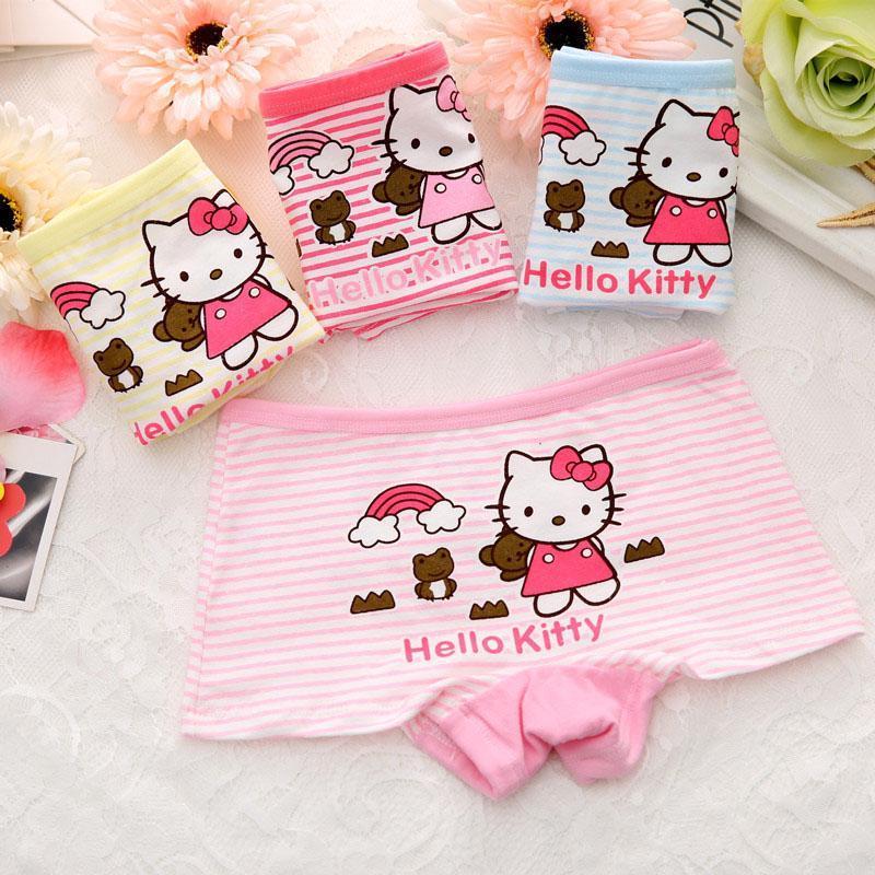 Nơi bán Combo 10 Quần chip đùi cotton, quần chịp mềm mại rất mát và xinh cho bé QL001