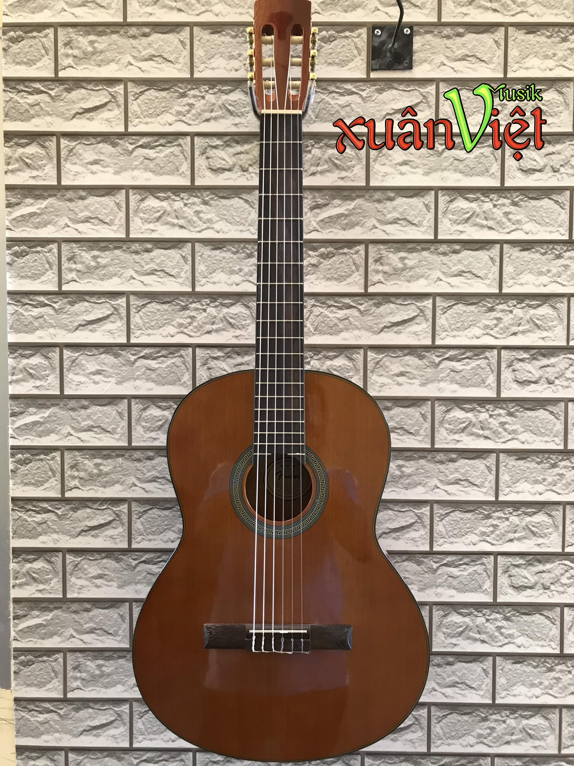 Guitar Classic Fender LC-10C