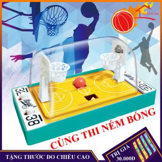 Bộ trò chơi bóng rổ mini đối kháng cho 2 người thumbnail