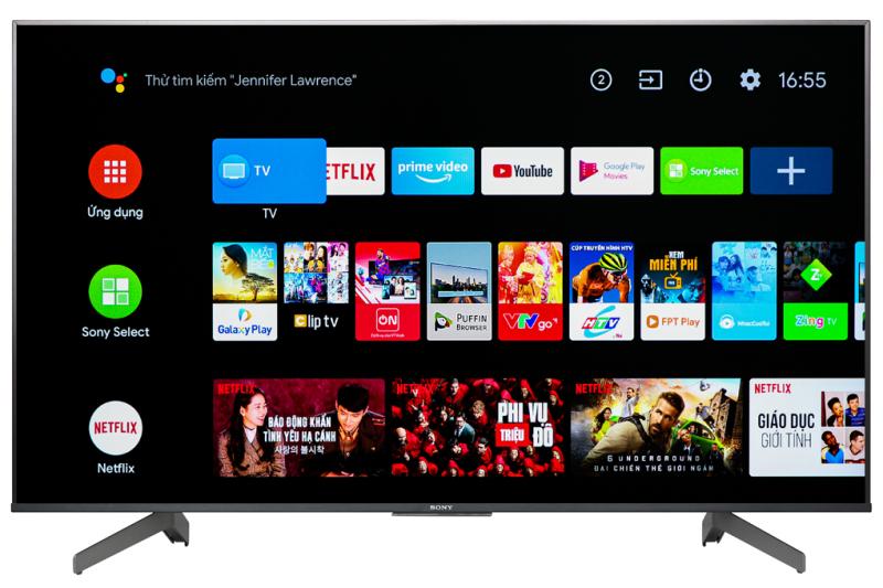 Bảng giá Android Tivi Sony 4K 55 inch KD-55X8500G