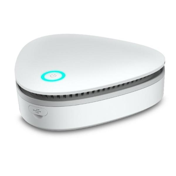 BHOME Ozone Generator Air Purifier USB Rechargeable Odor Eliminator Portable Deodorization Sterilizer for Refrigerator Shoe Cabinet Car Cupboard
