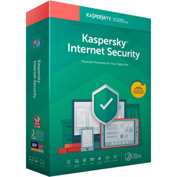 Bảng giá Phần Mềm Diệt Virus Kaspersky Internet Security 3PC Phong Vũ