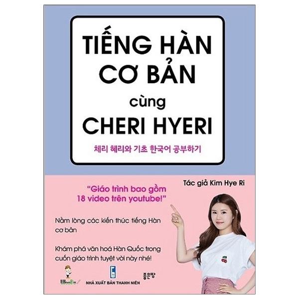 Fahasa - Tiếng Hàn Cơ Bản Cùng Cheri Hyeri (Tái Bản 2019)