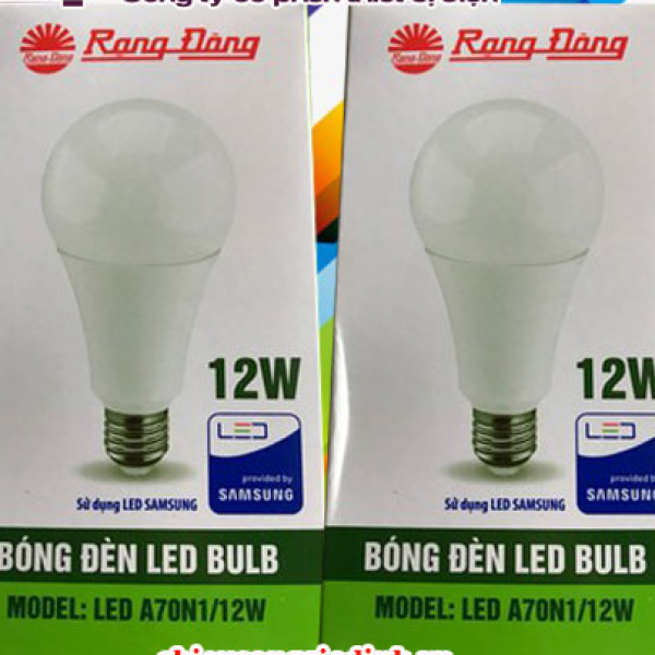 Combo 2 đèn Led Bulb 12W