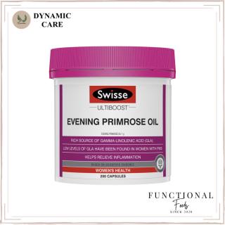 [Hàng Chuẩn Úc] Viên uống tinh dầu hoa anh thảo Swisse ultiboost evening primrose oil 200 viên của Úc thumbnail
