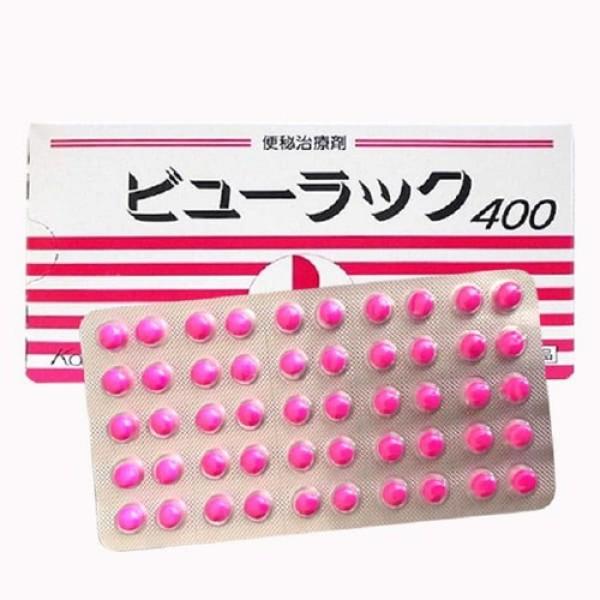 Tách lẻ 1 vỉ 50 Viên uống Detox nhuận tràng Kokando Nhật Bản