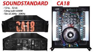 [Trả góp 0%]Cục đẩy Soundstandard CA18 (Chữ Vàng) thumbnail