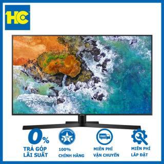 Smart Tivi Samsung 43 inch 4K UA43NU7800KXXV - Công nghê Dynamic Crystal Colour vơ i da i ma u să c rư c rơ , cho hi nh a nh thâ t să c ne t - Công nghê âm thanh Dolby Digital Plus cho tra i nghiê m âm thanh vo m bu ng nổ - Bảo hành 2 năm thumbnail