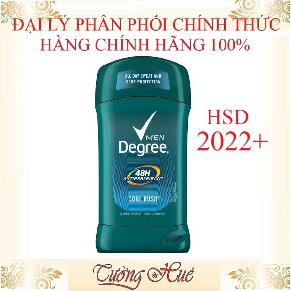 Lăn khử mùi Degree Nam Dry Protection 76g