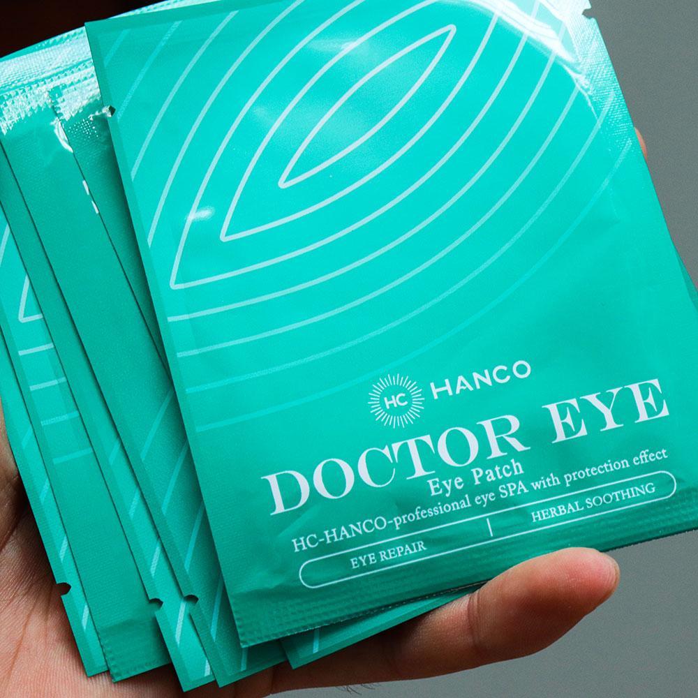Mặt Nạ Mắt Thảo Dược Doctor Eye [Combo 3 Cặp ]