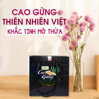 Cao Gừng Tan Mỡ Thiên Nhiên Việt thumbnail
