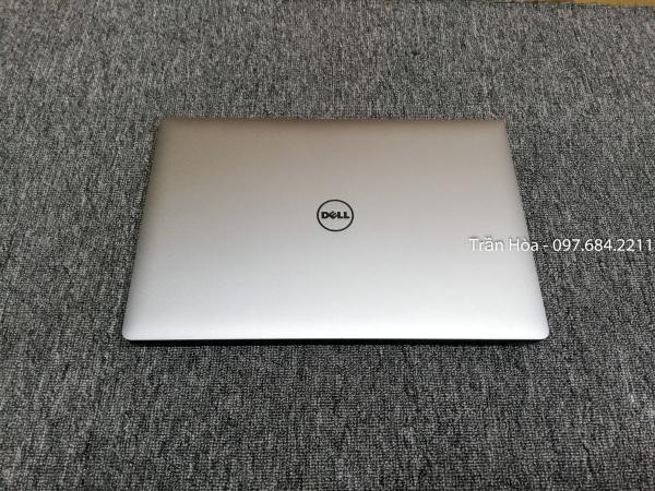 Laptop Dell Precision 5510 - Core i7 6820HQ, Ram 16GB, ổ SSD 512GB, màn hình 15.6inch FullHD IPS, VGA Nvidia Quadro M1000M 2GB, vỏ nhôm, mỏng và nhẹ 2kg.