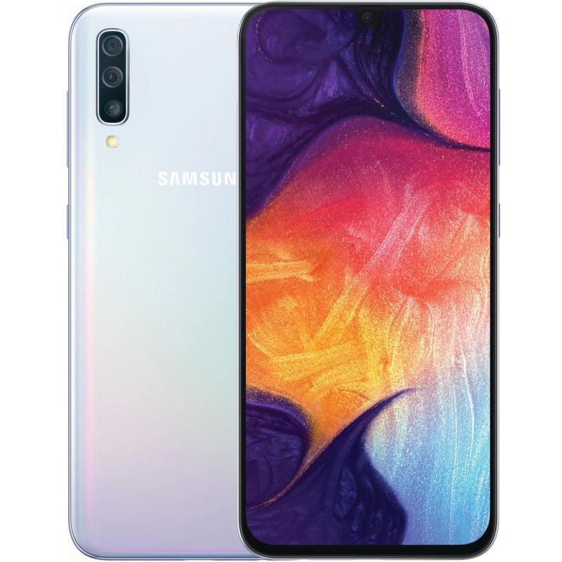 Samsung Galaxy A50 64GB (Màu Trắng) BH Công Ty
