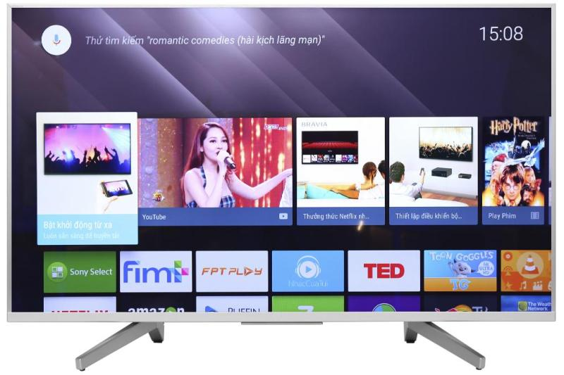 Bảng giá Android Tivi Sony 4K 43 inch KD-43X8500F/S
