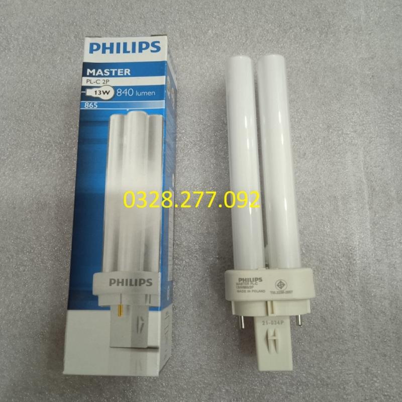 Bóng đèn compact Philips Master PL-C 2P 13w