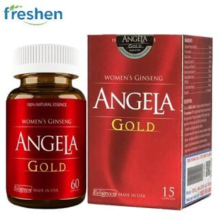 Sâm Angela Gold hộp 30 viên thumbnail