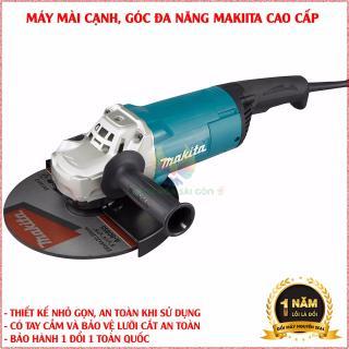 Máy mài,cắt 1 tấc Makita New - Dụng Cụ Makita Chính Hãng. NEWMA9556 cao cấp với lưỡi cắt chắc chắn, động cơ máy khỏe, điện áp ổn định,công suất lớn, hiệu quả làm việc cao. An toàn khi sử dụng thumbnail