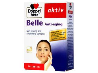 Viên Uống Đẹp Da Doppelherz Belle Anti aging từ Đức - 30 viên thumbnail