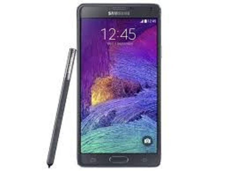 Samsung Galaxy Note 4 - ram 3G/32G Fullbox - chơi PUBG mượt