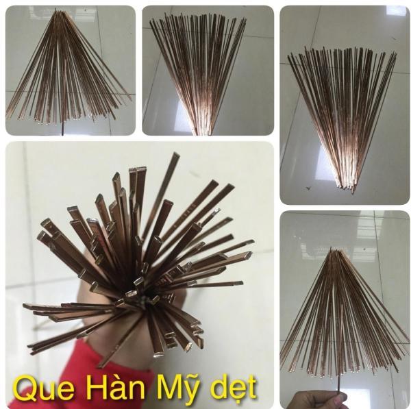 Que Hàn Đồng Mỹ Dẹt (500 Gram)