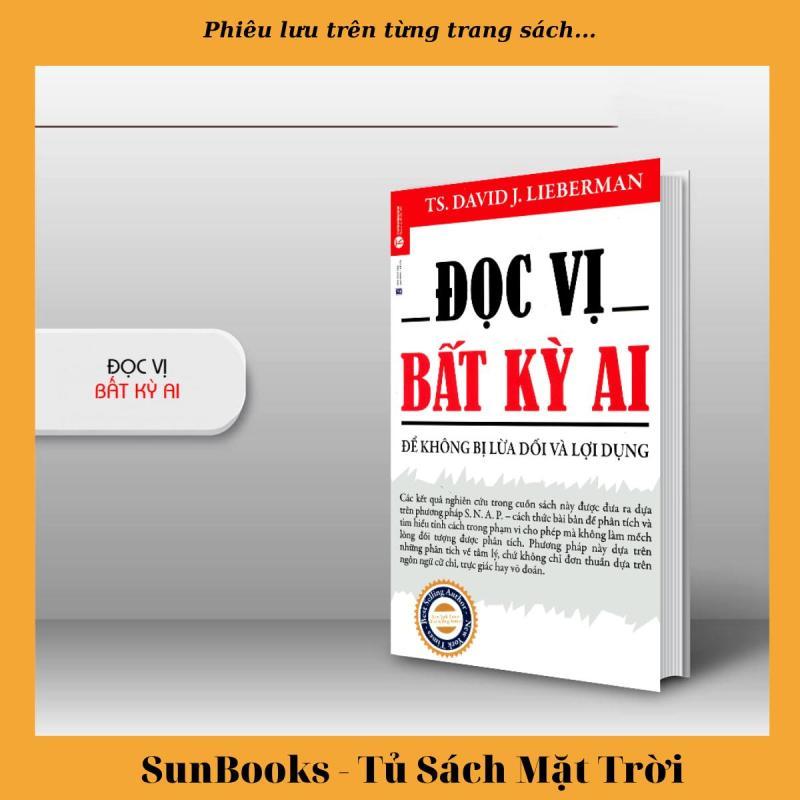 Mua Sách Đọc Vị Bất Kỳ Ai + Tặng Bookmark